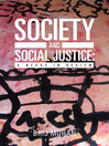 SOCIETY AND SOCIAL JUSTICE: A NEXUS IN REVIEW (eBook)